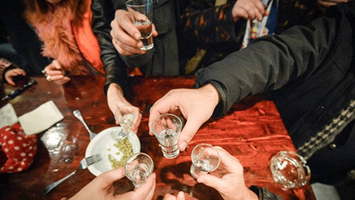 Исследователи составили рейтинг самых пьющих стран мира