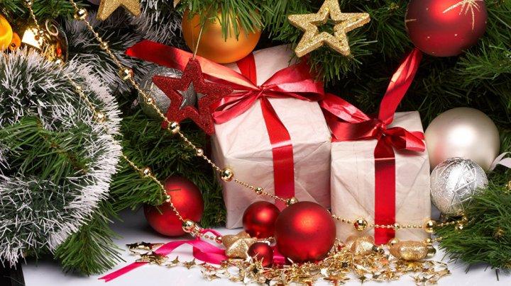 Полицейские Криулян вручили подарки малоимущим семьям