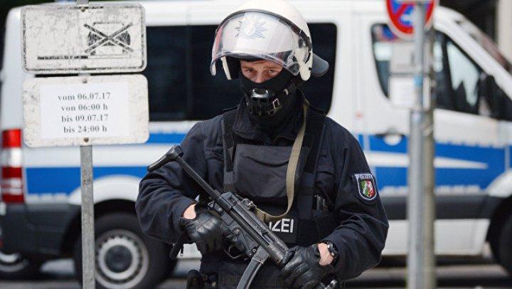 В Германии арестовали подозреваемого в подготовке теракта