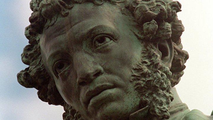 В Чернигове похитили бюст Пушкина, установленный в 1900 году