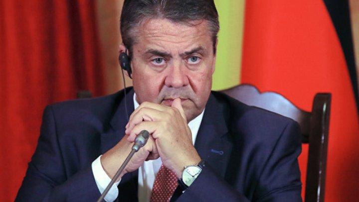 Глава МИД Германии поддержал идею создать Соединенные Штаты Европы