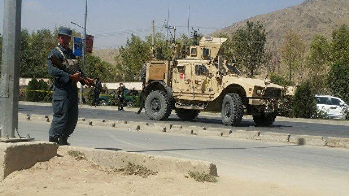 В Афганистане смертник подорвался на похоронах чиновника