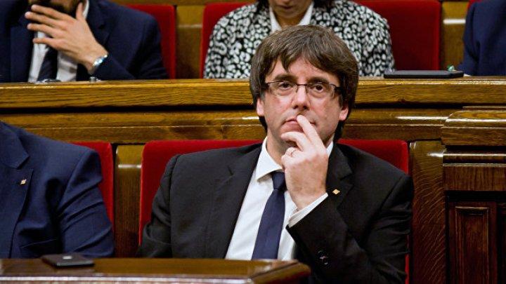 Бывший лидер Каталонии пожаловался в прокуратуру на поступающие угрозы