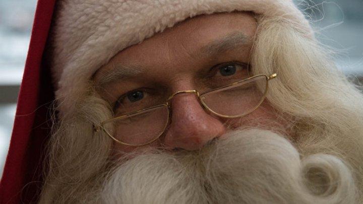 Санта-Клаус раздал более миллиарда подарков в ходе мирового турне
