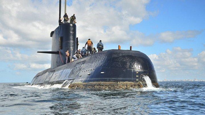 Российский аппарат возобновил работу в зоне поиска подлодки «Сан-Хуан»