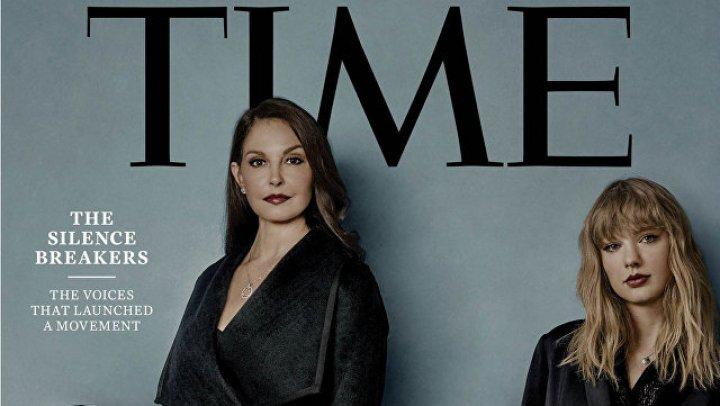 Time присвоил звание «Человек года» жертвам сексуальных домогательств
