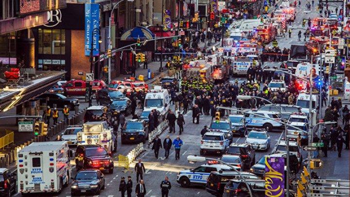 В полиции заявили, что взрыв в Нью-Йорке был местью