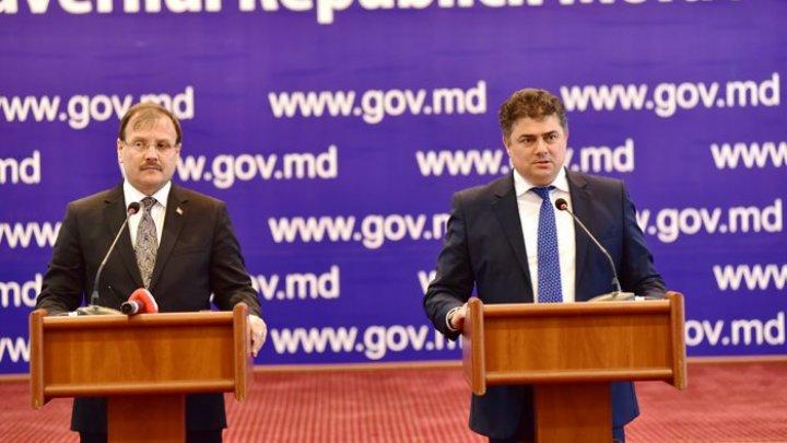 Товарооборот между Молдовой и Турцией в 2017 году достигнет половины миллиарда долларов