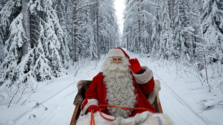 Власти Канады объявили о переезде Санта-Клауса на Южный полюс