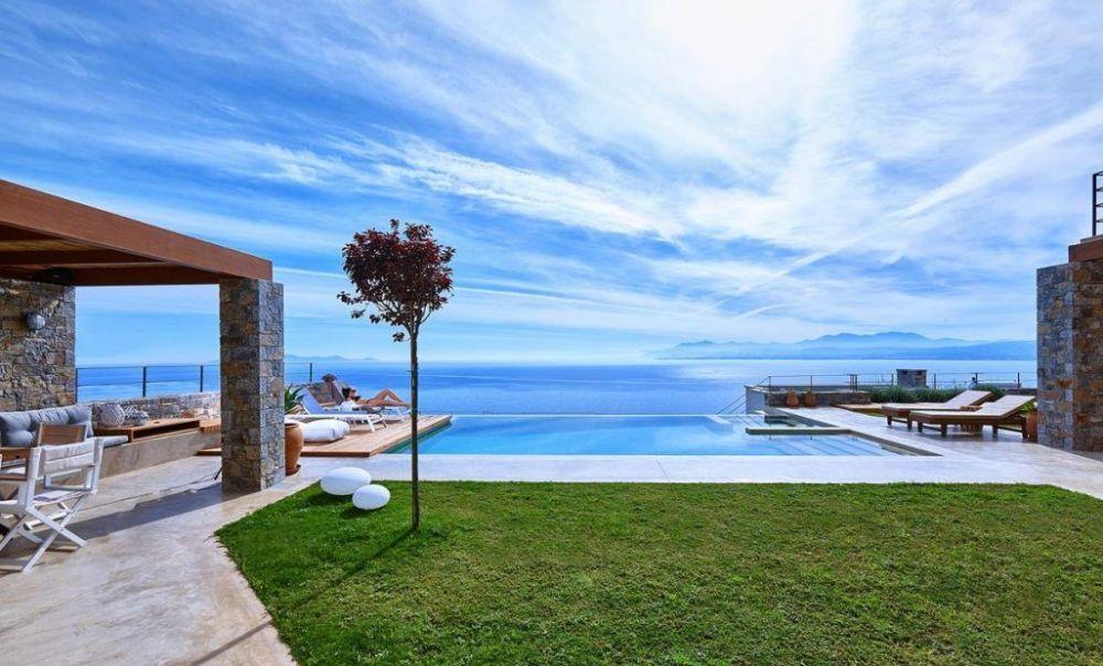 Лучший отдых на виллах Греции