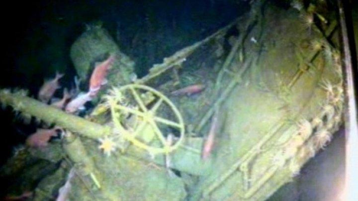 Пропавшую в самом начале Первой мировой войны подлодку нашли возле Папуа-Новой Гвинеи