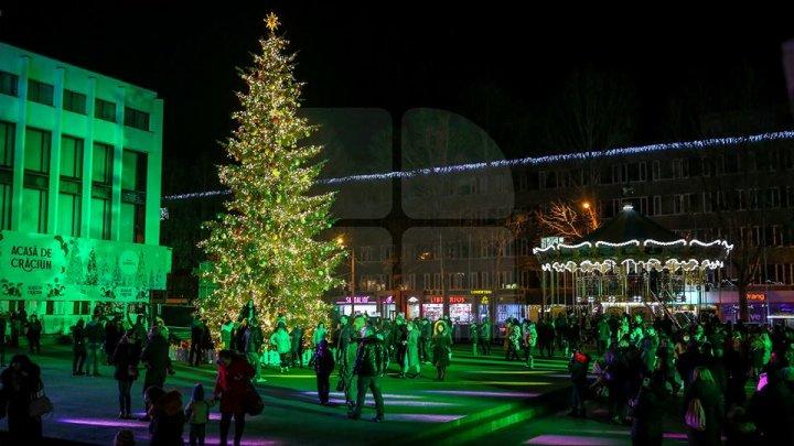 Молдавские политики поздравили жителей Молдовы с Рождеством