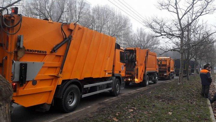 Бельцы очистят от мусора до Нового года по распоряжению премьер-министра