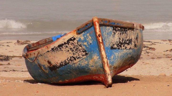 У берегов Японии обнаружена лодка с останками из КНДР