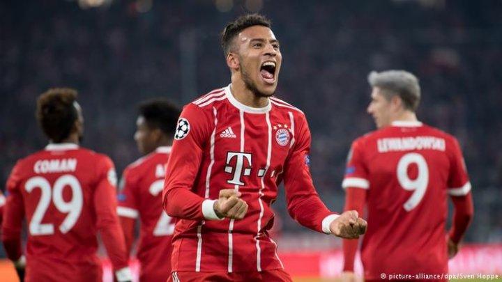 «Бавария» обыграла «Пари Сен-Жермен» со счетом 3:1
