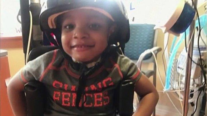 Мальчик, которому наркодилер выстрелил в голову, вернулся домой к Рождеству