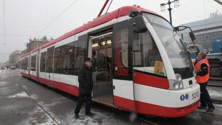 В Одессе семь человек пострадали результате пожара в трамвае