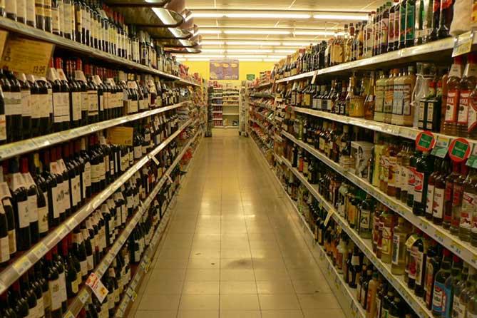 26-12-2017: Продажа алкоголя в Самарской области