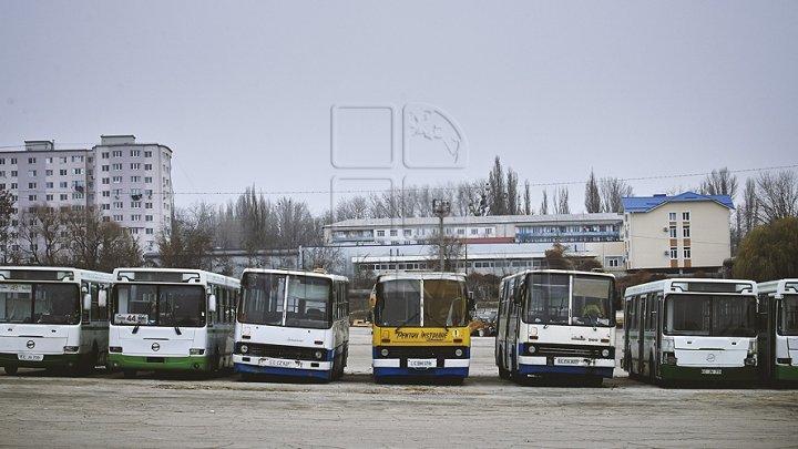 В Кишиневе запустили новый автобусный маршрут