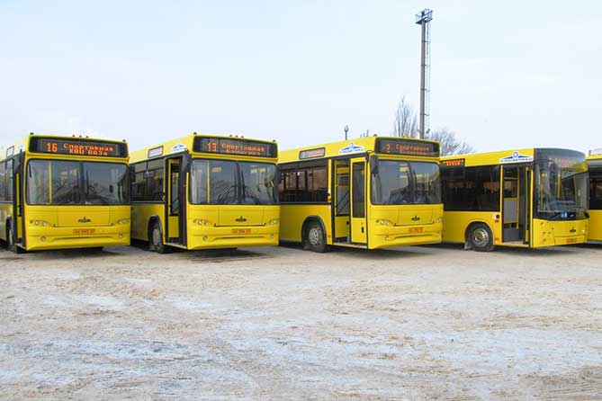 Транспорт до технопарка «Жигулевская долина» с 9 января 2018 года
