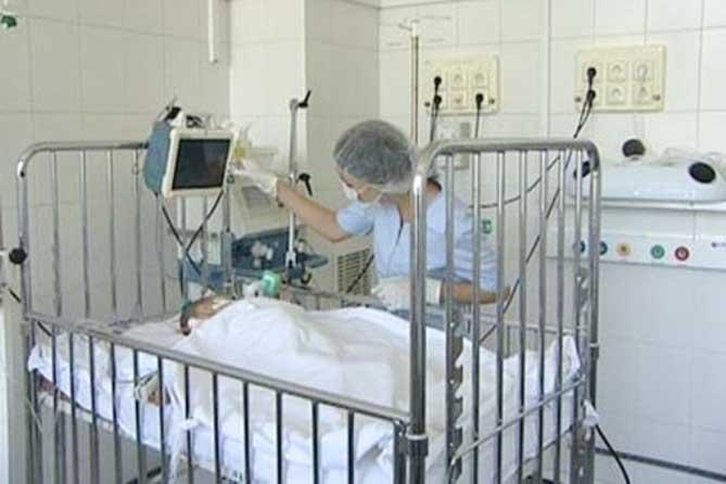 Ребенок дошел до такого состояния, что ему требовалась постоянная госпитализация