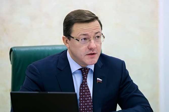Поздравление врио Губернатора Самарской области с Новым годом