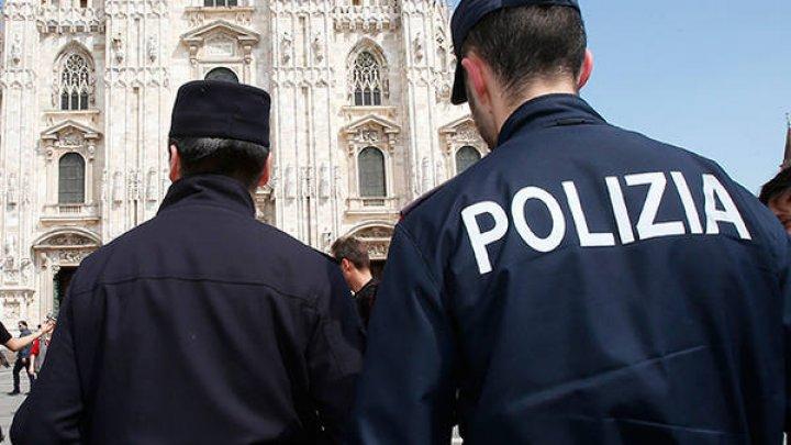 Автомобиль протаранил пешеходов на рождественском рынке в Италии