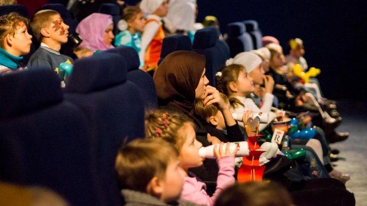 Мэрия организовала праздник для детей из социально-уязвимых семей