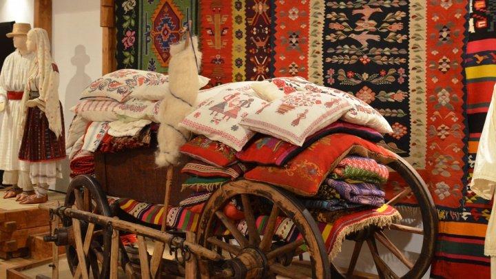 Десятки ковров из коллекций отечественных и иностранных умельцев представят на ярмарке «Covorul Dorului»