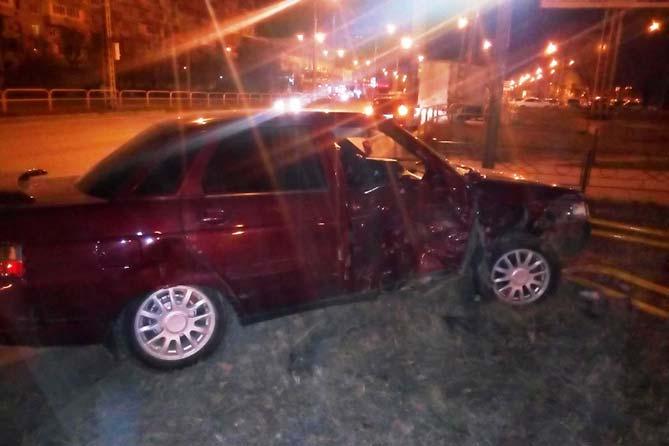 03-12-2017: В результате ДТП пострадали три человека