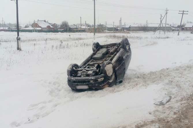 13-12-2017: ДТП в Ставропольском районе