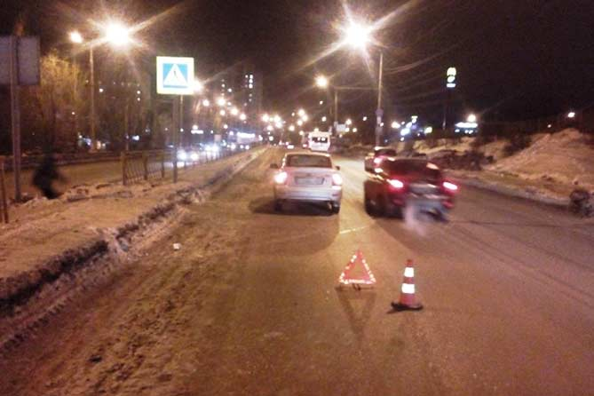 20-12-2017: ДТП в Комсомольском районе