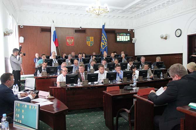 06-12-2017: В Тольятти приняли бюджет во втором чтении