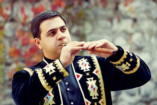 09-12-2017: В Тольяттинской филармонии выступит внук великого Гаспаряна