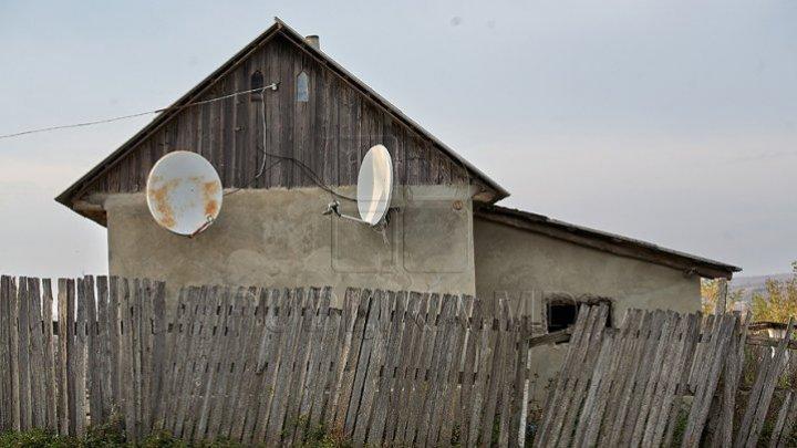 В Чадыр-Лунге оползни угрожают восьми домам