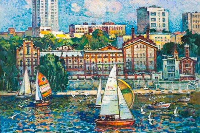 В Тольятти открылась выставка, посвященная 90-летию художника Юрия Филиппова