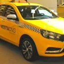 Lada Vesta: Такси на Кубе