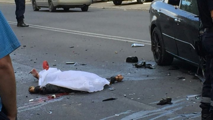 Пьяный водитель насмерть сбил молодого парня в Страшенском районе