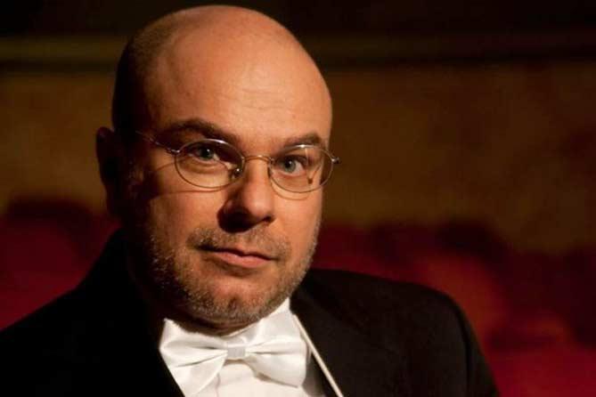 Известный итальянский дирижер и музыкальный критик Марко Букколо в Тольятти