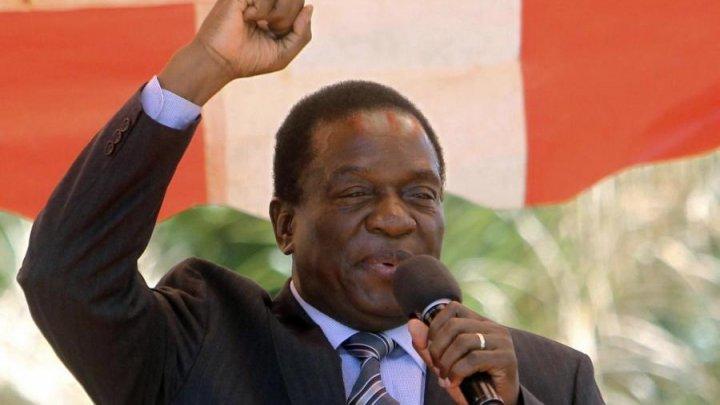 В Зимбабве сформировано новое правительство