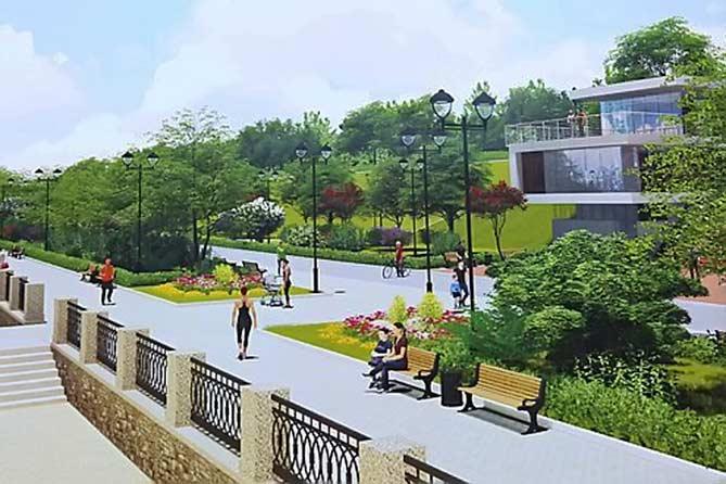 Набережная в Тольятти: Правительство области выделит средства на проектирование