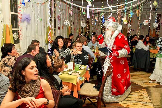 Как провести новогоднюю ночь в Тольятти