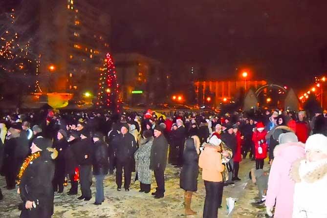 Новый год и Рождество 2018 в Тольятти: Программа мероприятий