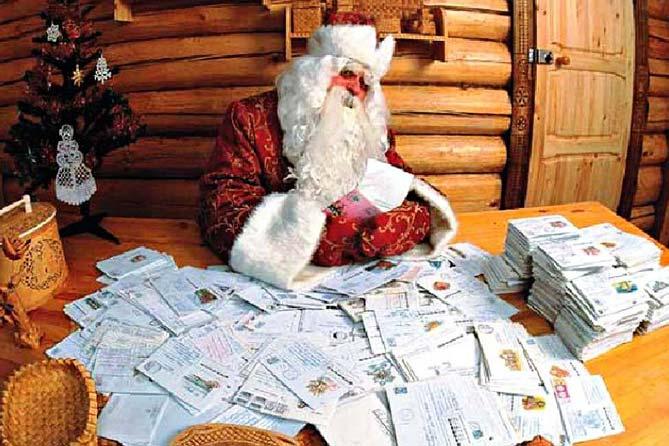 04-12-2017: В Тольятти открылась Почта Деда Мороза