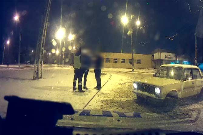 15-летний подросток: Ориентировка на автомобиль поступила всем службам полиции