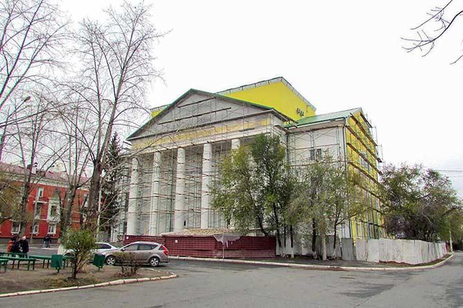 Досуговый центр «Русич» снова открыл двери