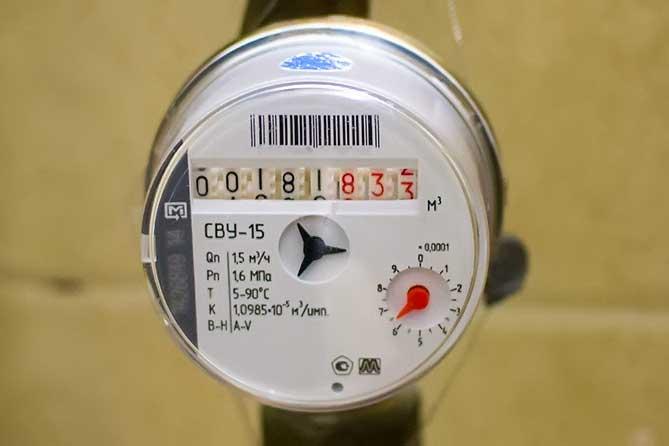 Замена счетчиков воды в квартире: Порядок