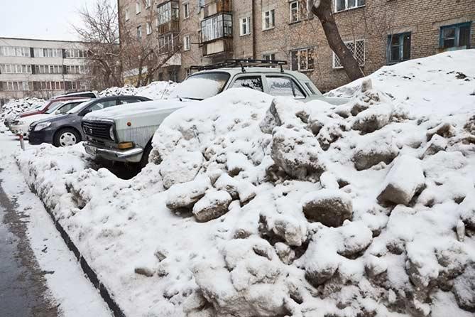 Уборка снега на дорогах 2017: Прокуратура Тольятти провела проверку