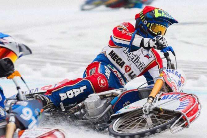 Спидвей 29 и 30 декабря 2017 года: Новогодняя ледовая гонка в Тольятти