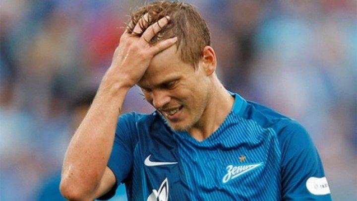 Футболисту Александру Кокорину грозит штраф за стрельбу на свадьбе друга